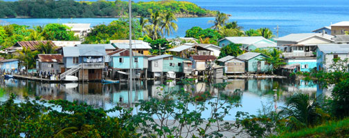 Garifuna tour in Roatan
