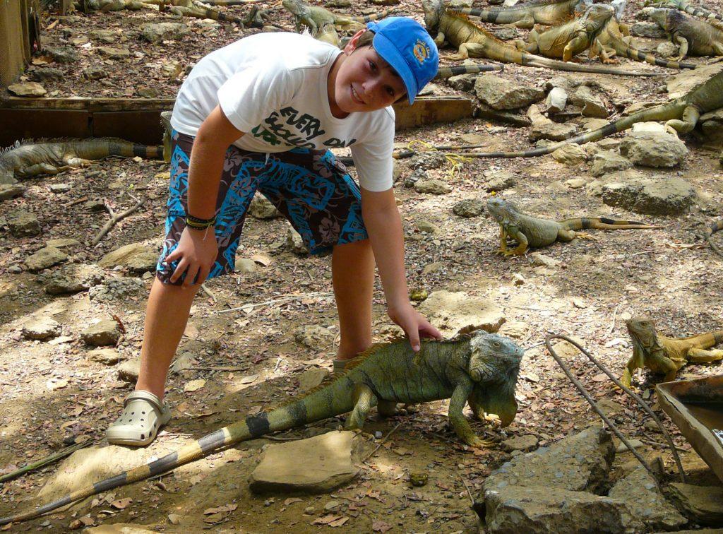 Garifuna Iguana Tour