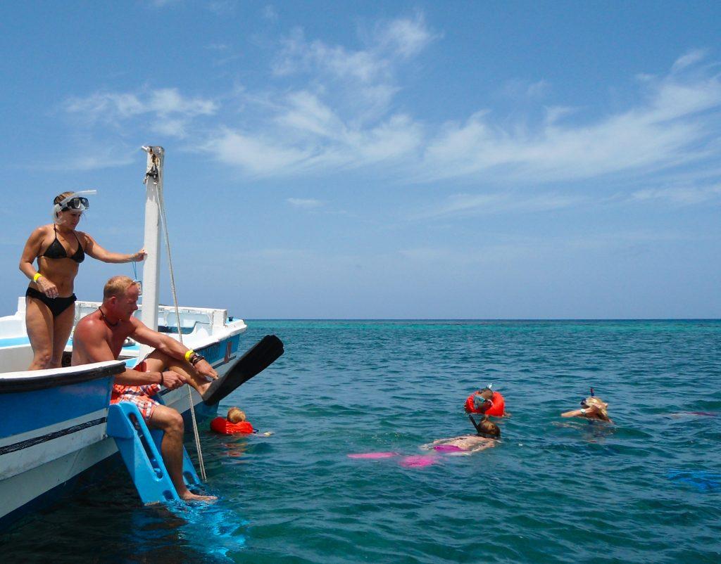Isla Roatan Snorkeling