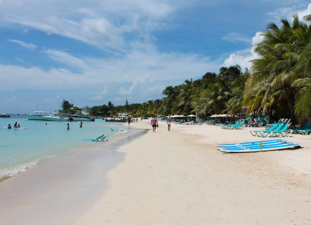 West Bay Beach Roatan Beach Break Tour