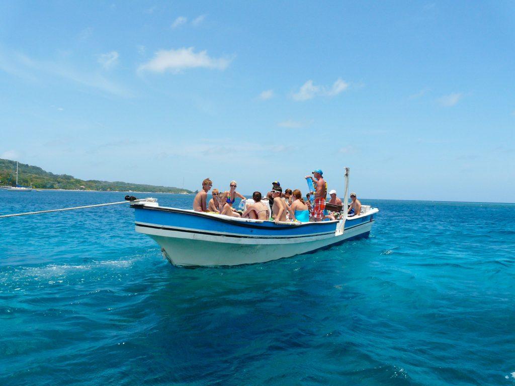 Ship wreck snorkel